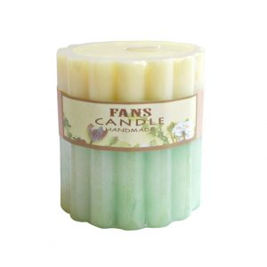 Lumanare parfumata handmade Green Candle Light