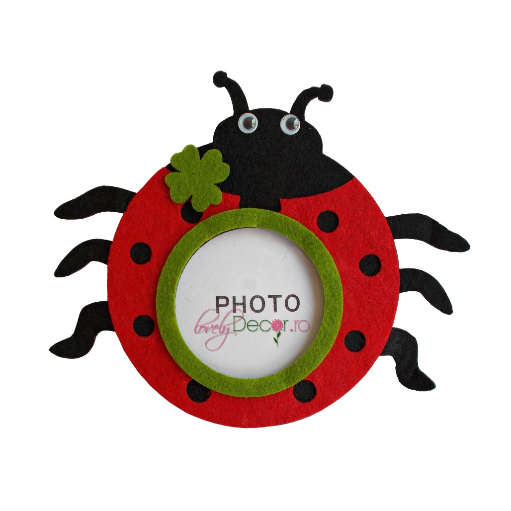 Rama foto Ladybug