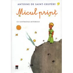 Micul print – Antoine de Saint-Exupery
