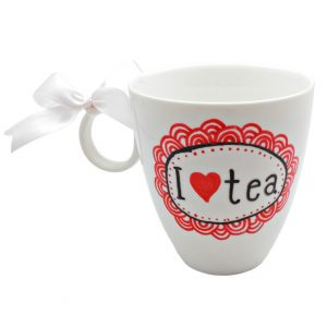 Cana uriasa pictata manual I love tea