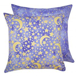Fata de perna decorativa 40x40cm  Moon And Stars