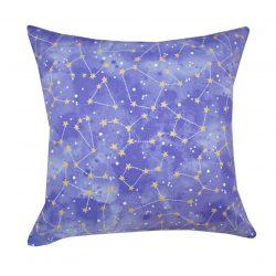 Fata de perna decorativa 40x40cm  Moon And Stars