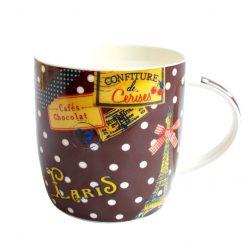 Cana Café in Paris Brown