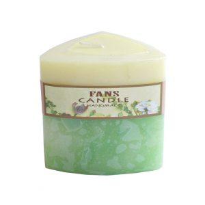 Lumanare parfumata handmade Green Light
