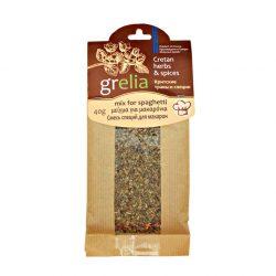 Mix de condimente grecesti pentru spaghetti Grelia