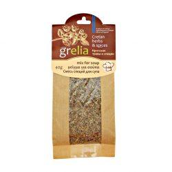 Mix de condimente grecesti pentru supa Grelia