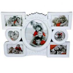 Rama foto multipla Family 39×55 cm