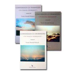 Conversatii cu Dumnezeu vol. I+II+III – Un dialog neobisnuit – Neale Donald Walsch