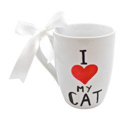 Cana pictata manual I love my cat