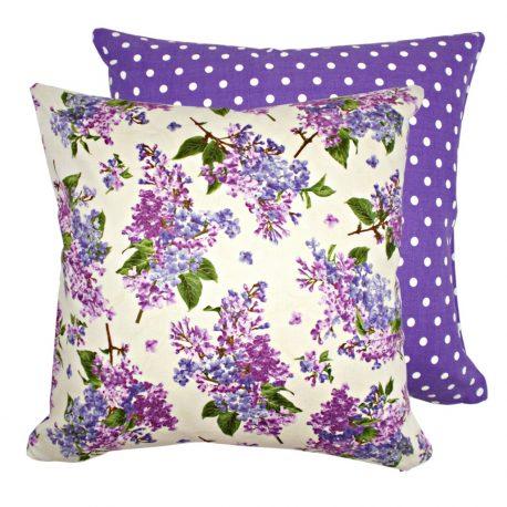 31 Fata de perna decorativa Fresh Lilacs Cream