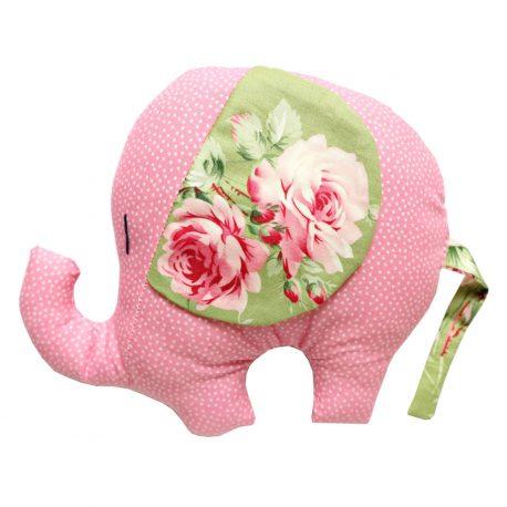 Pernuta jucarie Elefantel handmade Dottie Rose