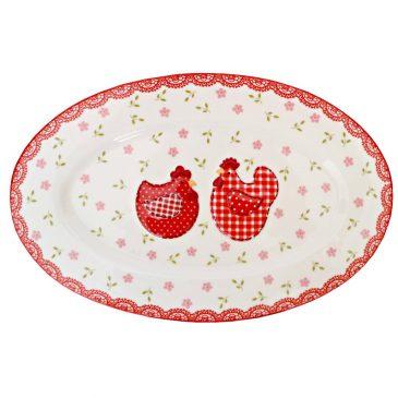 Platou oval de Pasti Chic Chicken