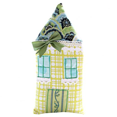 Casuta decorativa textila handmade Exotic Dreams Home