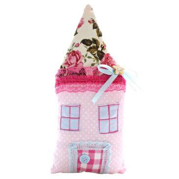 Casuta handmade decorativa Floral Rose Home