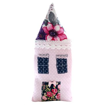 Decoratiune handmade casuta Nighty Floral Home