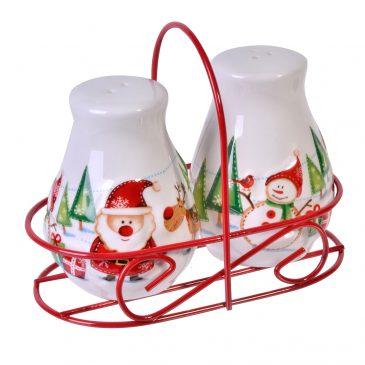 Set solnita si pipernita Craciun Sweet Santa