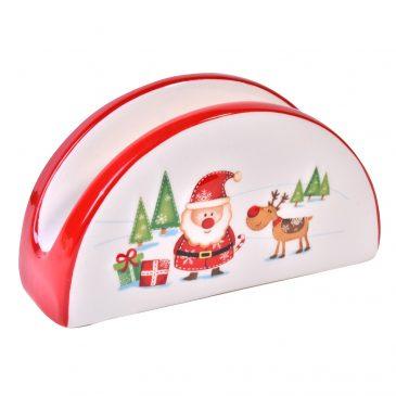 Suport Craciun pentru servetele Sweet Santa
