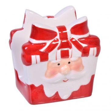 Suport pentru servetele Craciun Lovely Santa