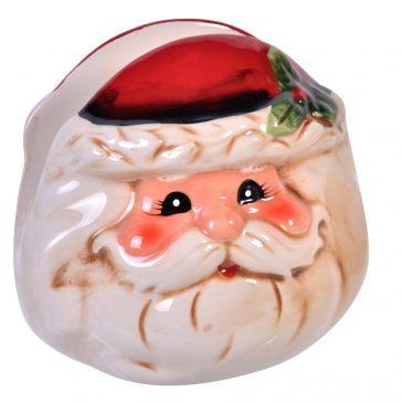 Suport servetele de masa Craciun Santa Claus