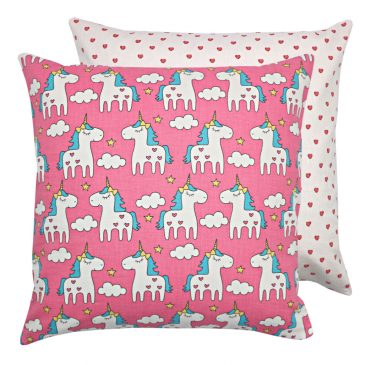 Fata de perna cu unicorni Sweethearts Pink