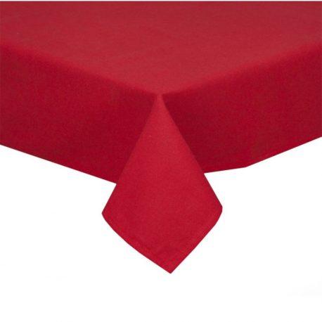 Fata de masa rosie 140×180 cm