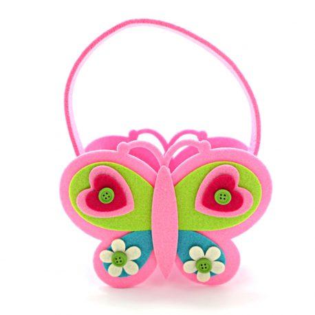Gentuta pentru fetite cu Fluturas si inimioare