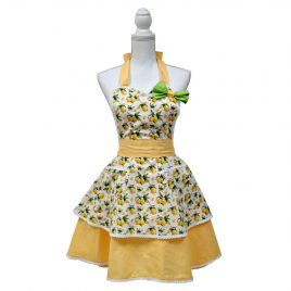Sort Vintage cu buzunare Chic Lemons