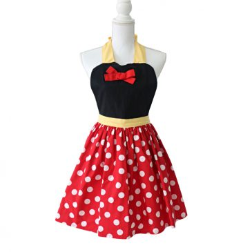 Sort de Bucatarie Minnie Mouse Chic